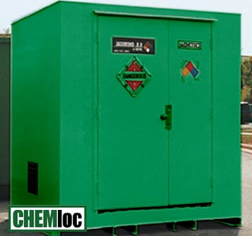 Chemical Storage Bin