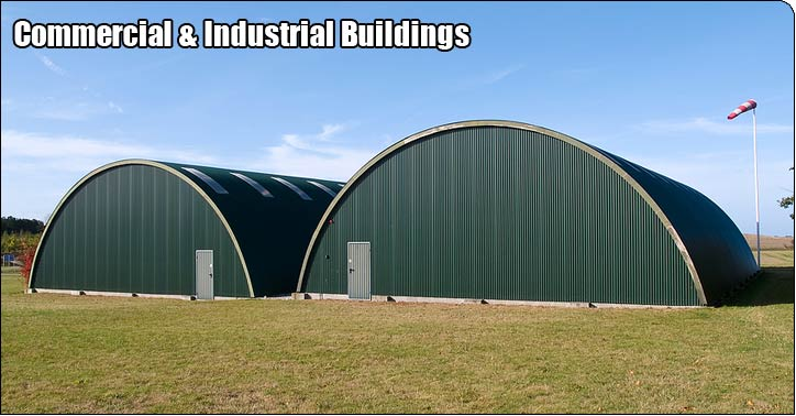Commercial & Industrial Buildings