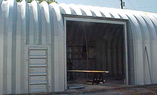 Steel Commercial Buildings