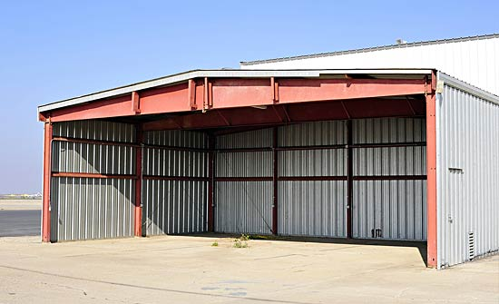Rigid Frame Steel Building